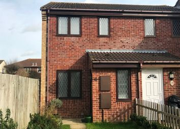 Thumbnail 2 bed end terrace house for sale in Lilac Close, Middleton-On-Sea, Bognor Regis, West Sussex
