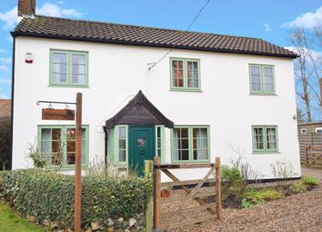 Thumbnail 3 bed cottage for sale in Gisleham, Lowestoft