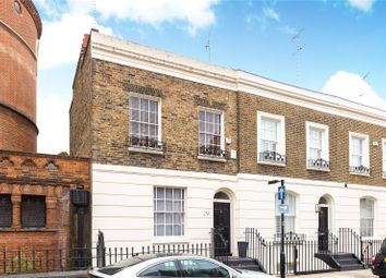 Thumbnail 3 bed end terrace house for sale in Graham Terrace, London