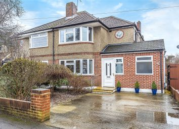 Thumbnail 4 bed semi-detached house for sale in Winton Drive, Croxley Green, Rickmansworth, Hertfordshire