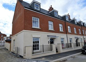 Thumbnail 4 bed end terrace house for sale in Sherford Village, Haye Road, Plymouth, Devon