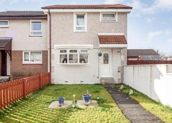 Thumbnail 2 bed end terrace house for sale in Malleable Gardens, Motherwell, North Lanarkshire