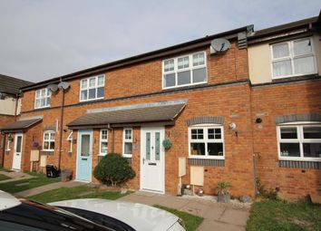 Thumbnail 2 bed town house for sale in Regal Close, Tamworth