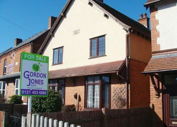 Thumbnail 3 bedroom semi-detached house for sale in New Road, Rubery