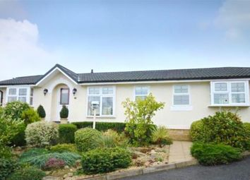 Thumbnail Mobile/park home for sale in Upton Glen, Ringstead, Dorchester