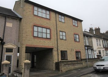 Thumbnail 1 bedroom flat for sale in Beresford Road, Gillingham, Kent.