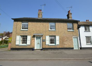 Thumbnail 4 bed end terrace house for sale in South Street, Great Chesterford, Nr Saffron Walden, Essex