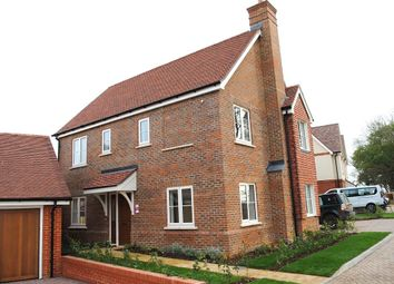 Thumbnail 4 bed detached house to rent in Hartley Wintney