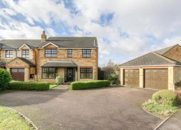 Thumbnail 4 bed detached house for sale in Beethoven Close, Old Farm Park, Milton Keynes