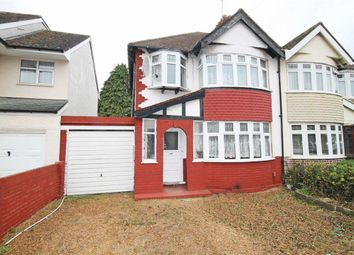 Thumbnail 3 bed property to rent in Grasmere Avenue, Hounslow