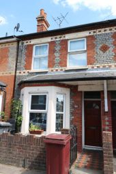 Thumbnail 3 bedroom terraced house to rent in Beresford Road, Reading, Berkshire