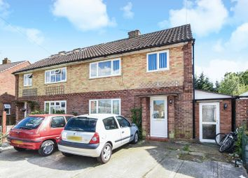 Thumbnail 3 bed semi-detached house for sale in Ridge Close, Strood Green, Betchworth