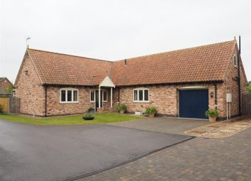Thumbnail 3 bed detached bungalow for sale in Lime Tree Lodge, Drummond Grove, Collingham, Newark