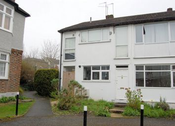 Thumbnail 2 bedroom flat to rent in Palmerston Road, Buckhurst Hill