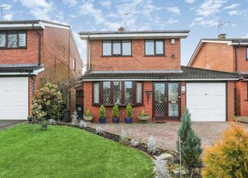 Thumbnail 3 bed detached house for sale in Olympus Close, Millisons Wood, Coventry, West Midlands