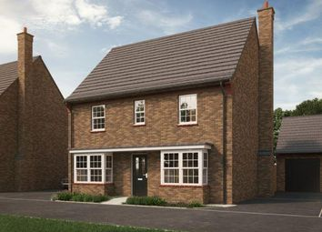 Thumbnail 5 bed detached house for sale in Plot 143 Kempston, Hansons Reach, Stewartby, Bedford