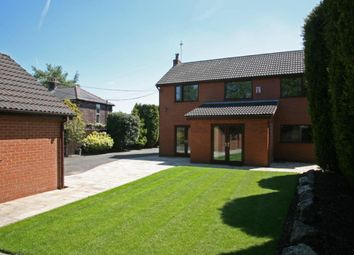 Thumbnail 4 bedroom detached house to rent in Mesne Lea Road, Worsley, Manchester