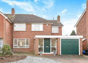 Thumbnail 4 bedroom semi-detached house for sale in Broomfield, Lower Sunbury