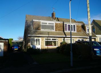 Thumbnail 3 bedroom semi-detached bungalow for sale in Derlwyn, Dunvant, Swansea