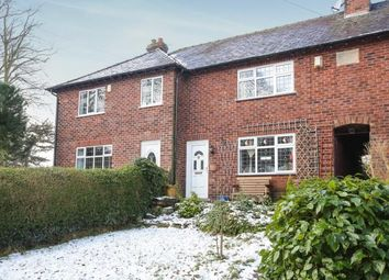 Thumbnail 2 bed terraced house for sale in Lymn Croft Terrace, Kerridge, Macclesfield, Cheshire