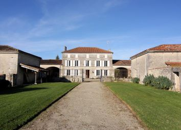 Thumbnail 4 bed property for sale in Jarnac, Poitou-Charentes, France