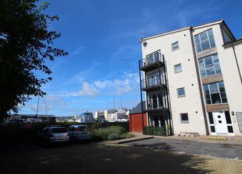 Thumbnail 2 bed flat to rent in Navigators Court, Portishead, Bristol