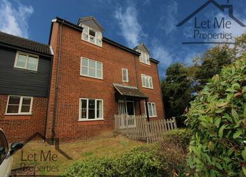 Thumbnail 1 bed flat to rent in Chiltern Court, St.Albans, Hertfordshire