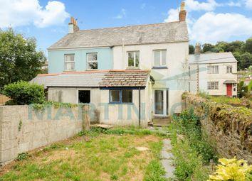 Thumbnail 2 bed semi-detached house for sale in Merafield Road, Plympton, Devon