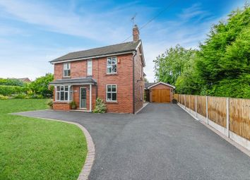 Thumbnail 4 bed detached house for sale in Mill Lane, Standon, Stafford
