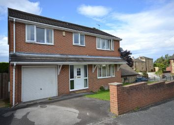Thumbnail 5 bed detached house for sale in Thornhill Close, Middlestown, Wakefield