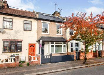 Thumbnail 3 bed terraced house for sale in Oakdale Road, London