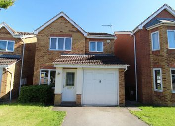 Thumbnail 3 bed detached house for sale in Grizedale Rise, Forest Town, Mansfield