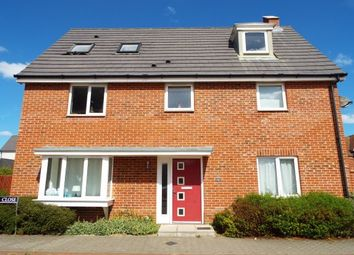 Thumbnail 5 bedroom property to rent in Linnet Road, Costessey, Norwich