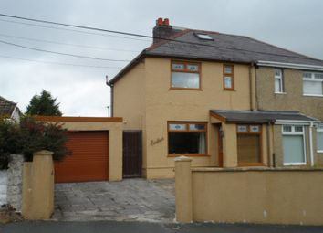 Thumbnail 4 bed property for sale in Cefn Byrle Road, Coelbren, Neath