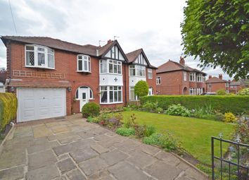 Thumbnail 4 bed semi-detached house for sale in Horbury Road, Wakefield