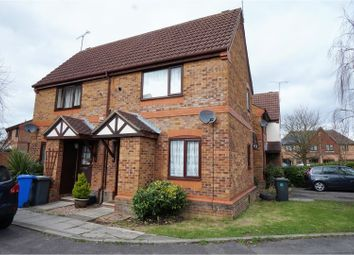 Thumbnail 1 bed terraced house for sale in Drovers End, Fleet