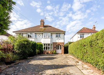 3 bed semi-detached house for sale in Anstey Lane, Alton, Hampshire GU34