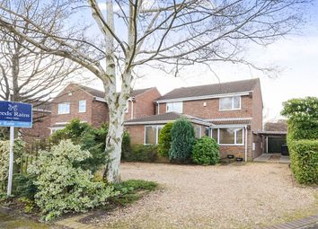 Thumbnail 4 bed detached house for sale in Harrow Glade, York