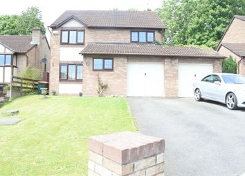 Thumbnail 3 bed detached house for sale in Fenner Brockway, Newport