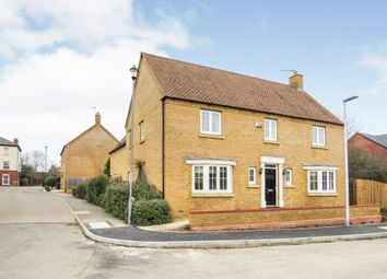 Thumbnail 4 bed detached house for sale in Long Hassocks, Rugby