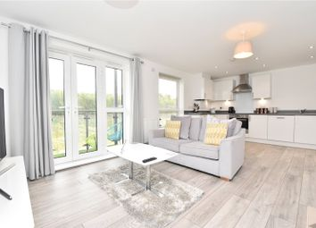 Thumbnail 2 bed flat for sale in Lett Lane, Castle Hill, Ebbsfleet Valley, Swanscombe