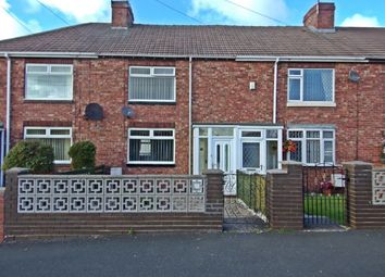 Thumbnail 3 bedroom terraced house for sale in Paradise Crescent, Easington, Peterlee
