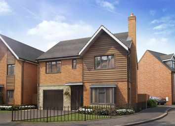Thumbnail 4 bed detached house for sale in Campden Road, Long Marston, Stratford-Upon-Avon