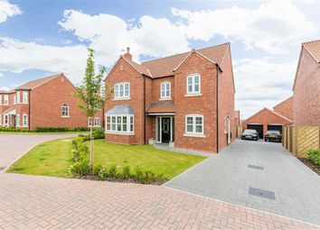 Thumbnail 4 bed property for sale in Grafham Drive, Lakeside Developement, Waddington