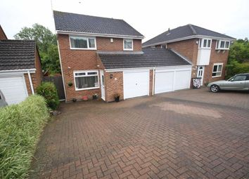 Thumbnail 3 bedroom detached house for sale in Tattershall, Toothill, Swindon