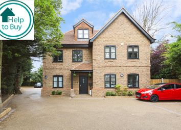 Thumbnail 2 bed flat for sale in Hare Lodge, 487 Upper Brentwood Road, Gidea Park