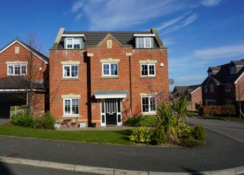 Thumbnail 4 bed detached house for sale in Min Y Ddol, Chester