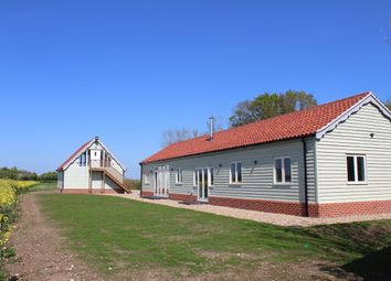 Thumbnail 4 bedroom barn conversion for sale in Barley Haven, Fingal Street, Worlingworth, Woodbridge, Suffolk