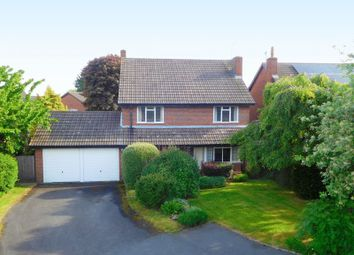 Thumbnail 4 bed detached house for sale in Farmfields Rise, Woore, Crewe