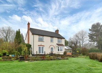 Thumbnail 4 bed detached house for sale in Burtons Lane, Swannington, Coalville